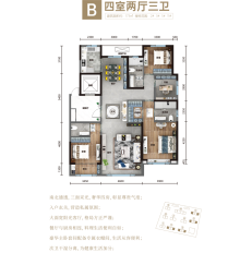 B楼栋范围:2#、3#、5#、11#