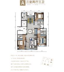 A楼栋范围:2#、3#、5#、11#