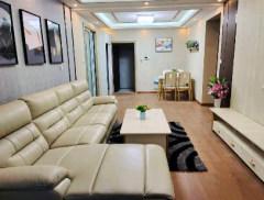 泰华依云湾泰华成熟社区 全新精装两室拎包入住 视野采光好